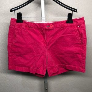Tommy Hilfiger Bright Pink Shorts